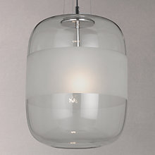 Buy John Lewis Digby Barrel Pendant Ceiling Light Online at johnlewis.com