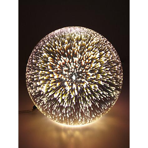 Buy John Lewis Oberon Holographic Table Light Multi John Lewis