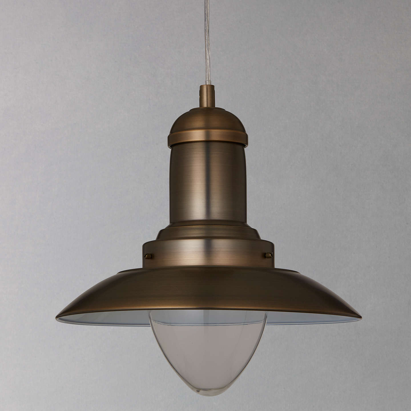 John lewis barrington pendant ceiling light satin brass at john lewis buyjohn lewis barrington pendant ceiling light satin brass online at johnlewis mozeypictures