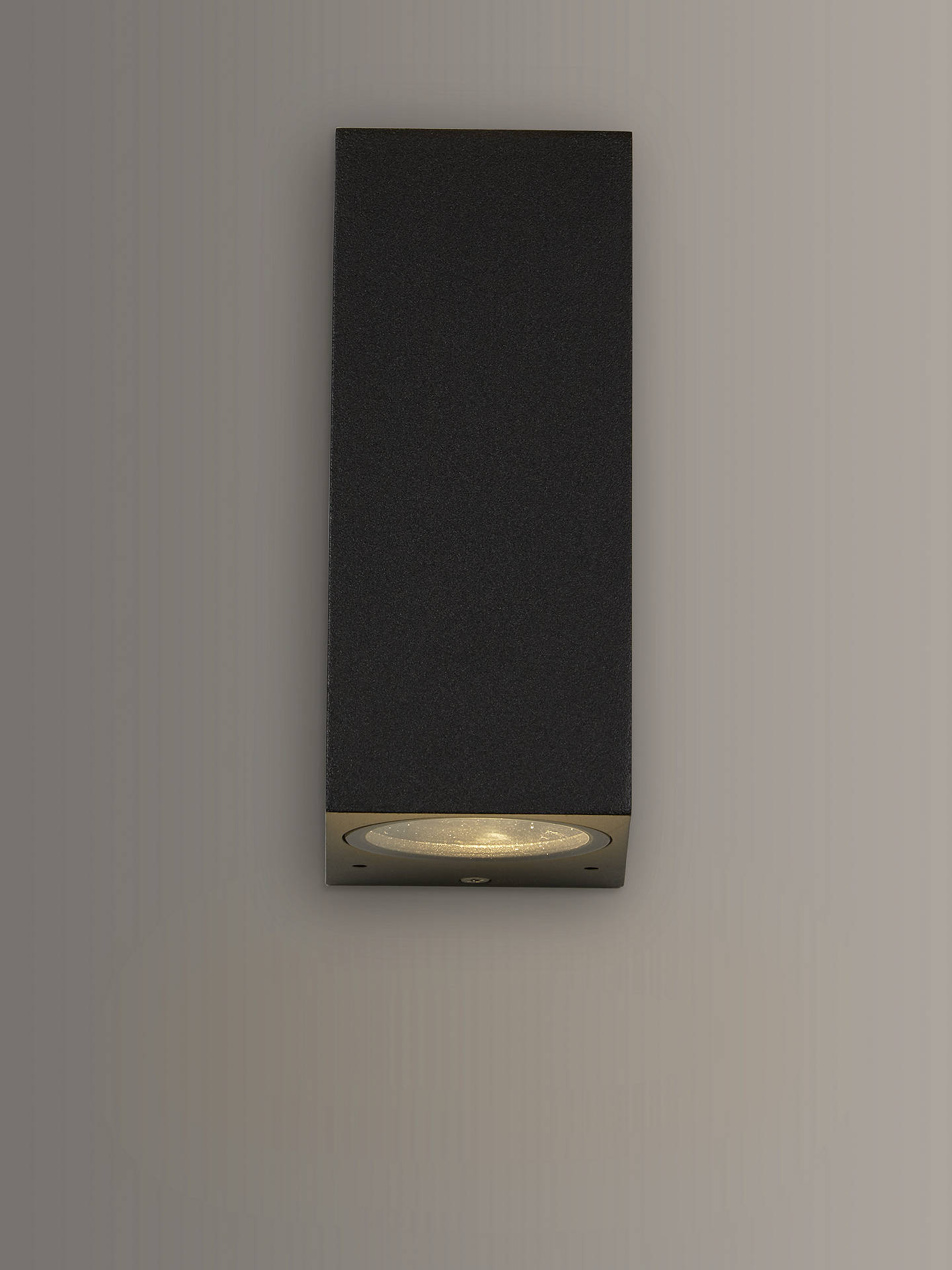 Buy Astro Chios 150 Outdoor Wall Light, Black Online at johnlewis.com