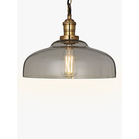 Buy croft collection clyde glass pendant ceiling light john lewis buy croft collection clyde glass pendant ceiling light online at johnlewis aloadofball Gallery