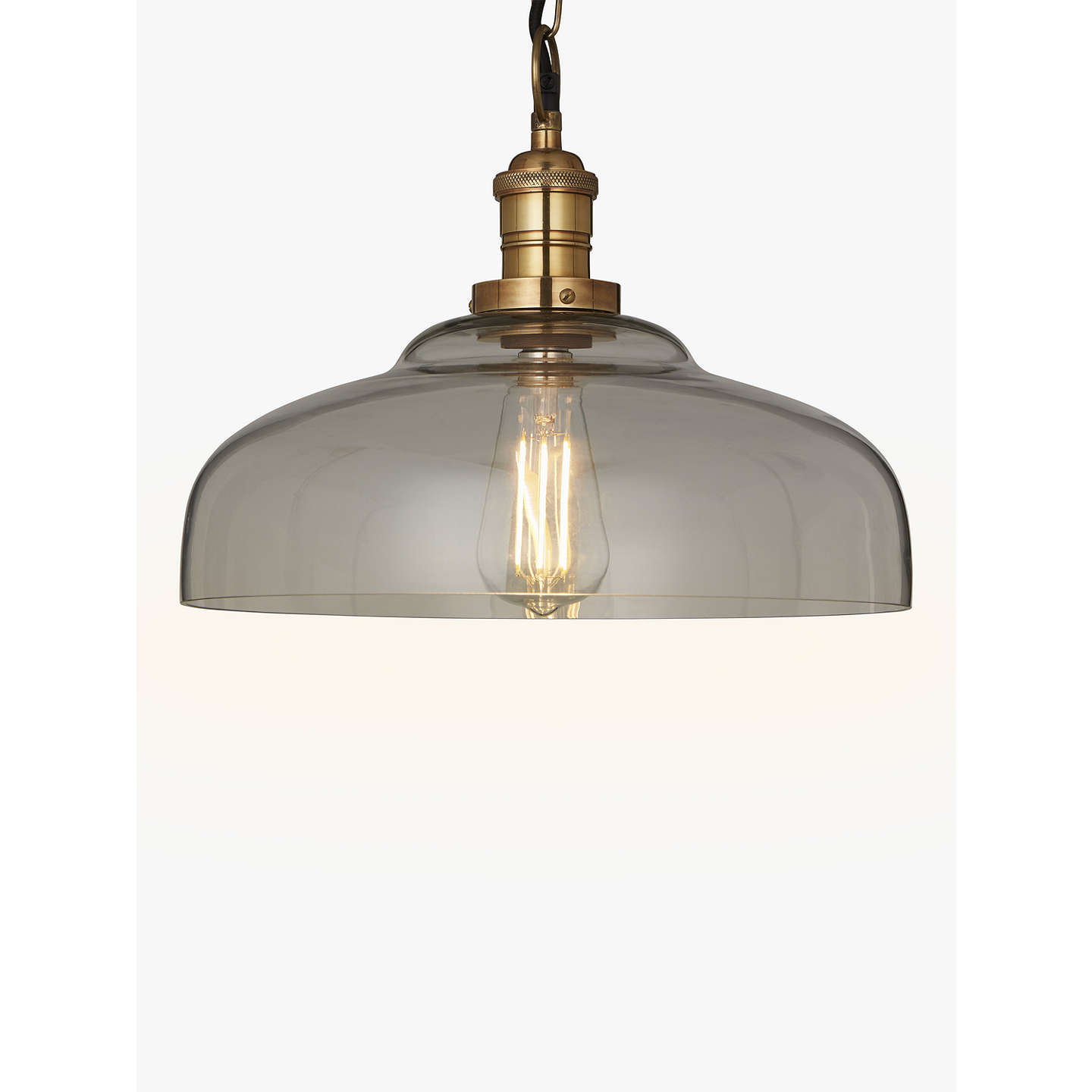 Croft collection clyde glass pendant ceiling light at john lewis buycroft collection clyde glass pendant ceiling light online at johnlewis mozeypictures Image collections