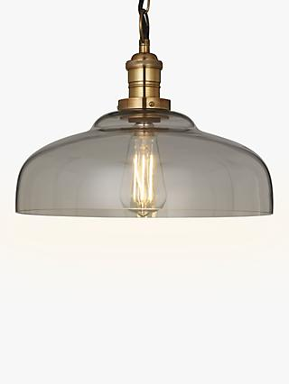 Croft Collection Clyde Glass Pendant Ceiling Light
