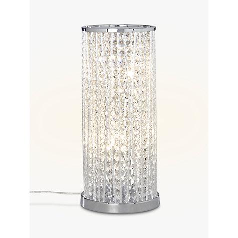 Buy john lewis emilia large table lamp clear online at johnlewis com