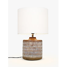 Buy John Lewis Halle Table Lamp Online at johnlewis.com