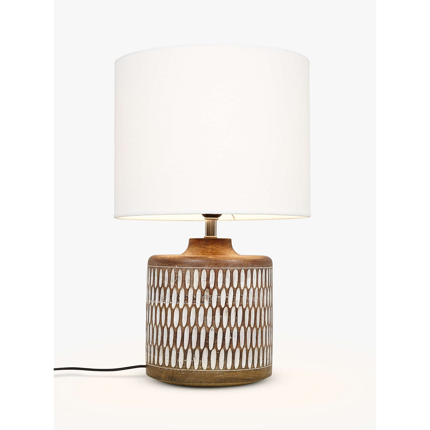 Offer john lewis halle table lamp at john lewis buyjohn lewis halle table lamp online at johnlewis aloadofball Gallery