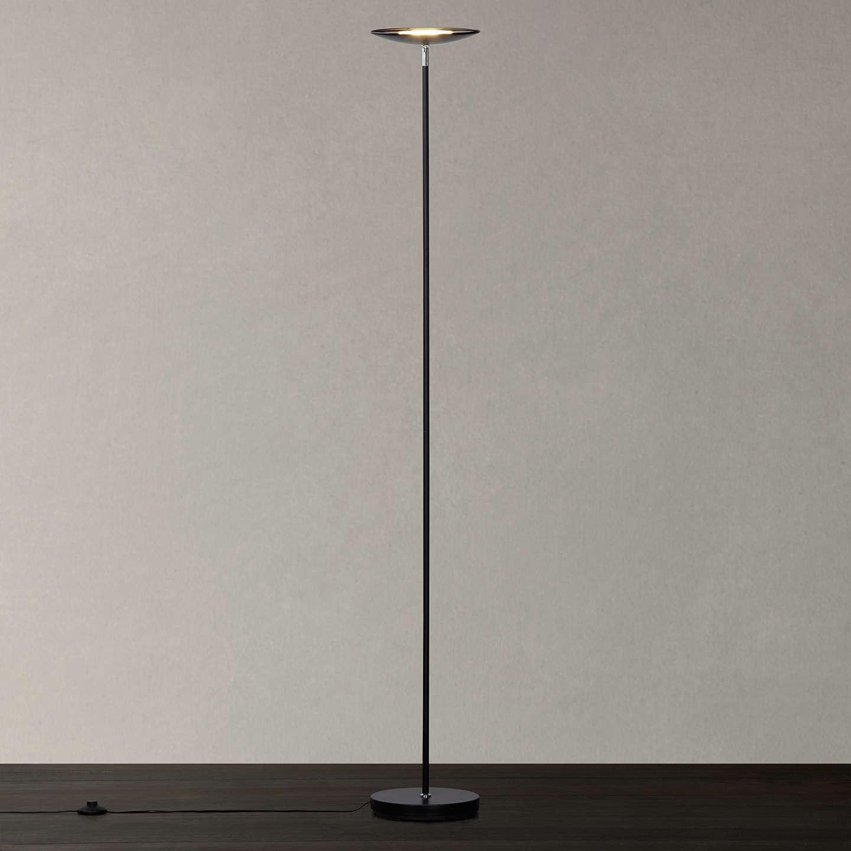 Buyjohn Lewis Kirk Led Uplighter Floor Lamp, Black Online At