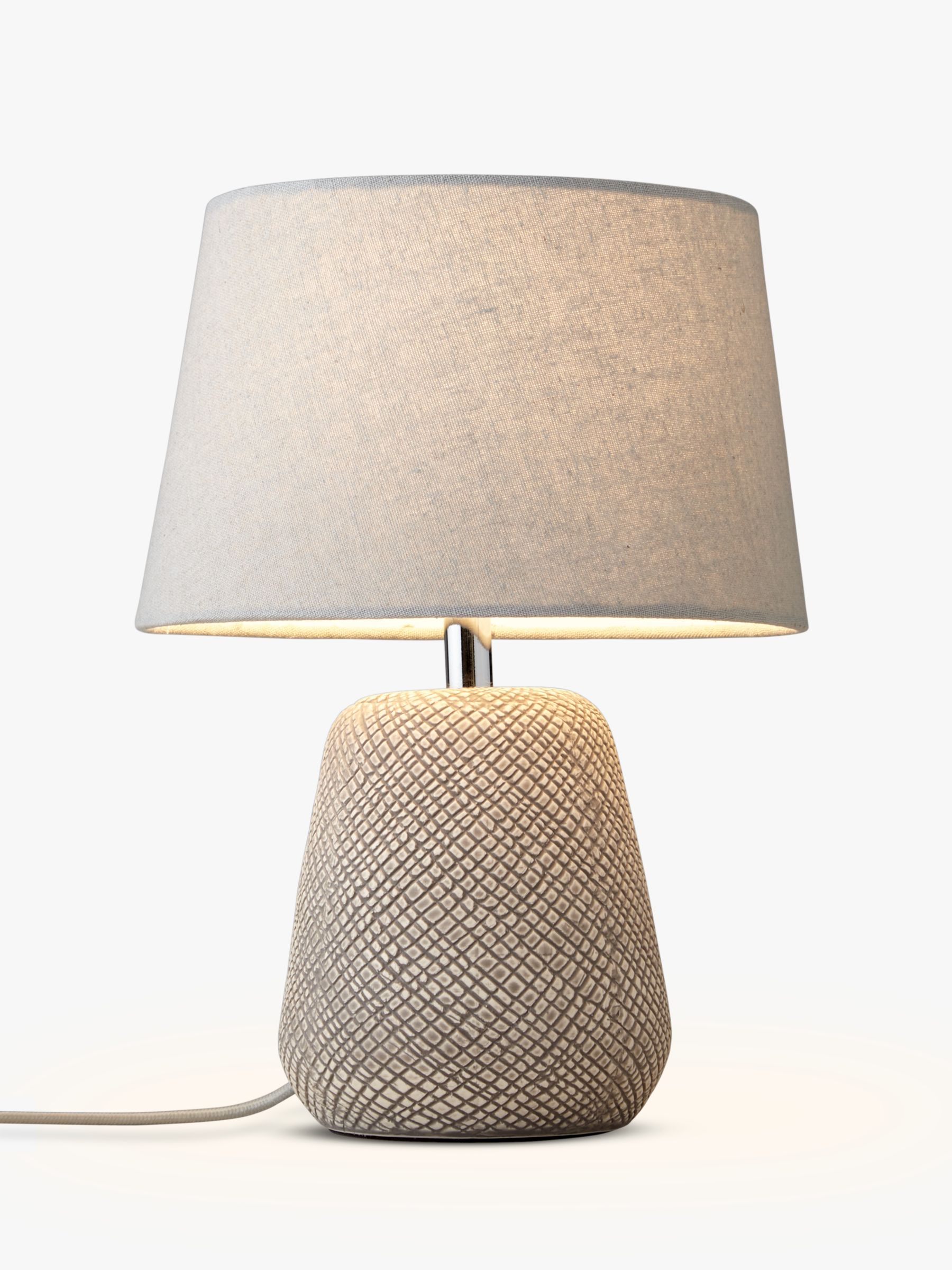John lewis iona small table lamp bluewater 4000 geotapseo Image collections