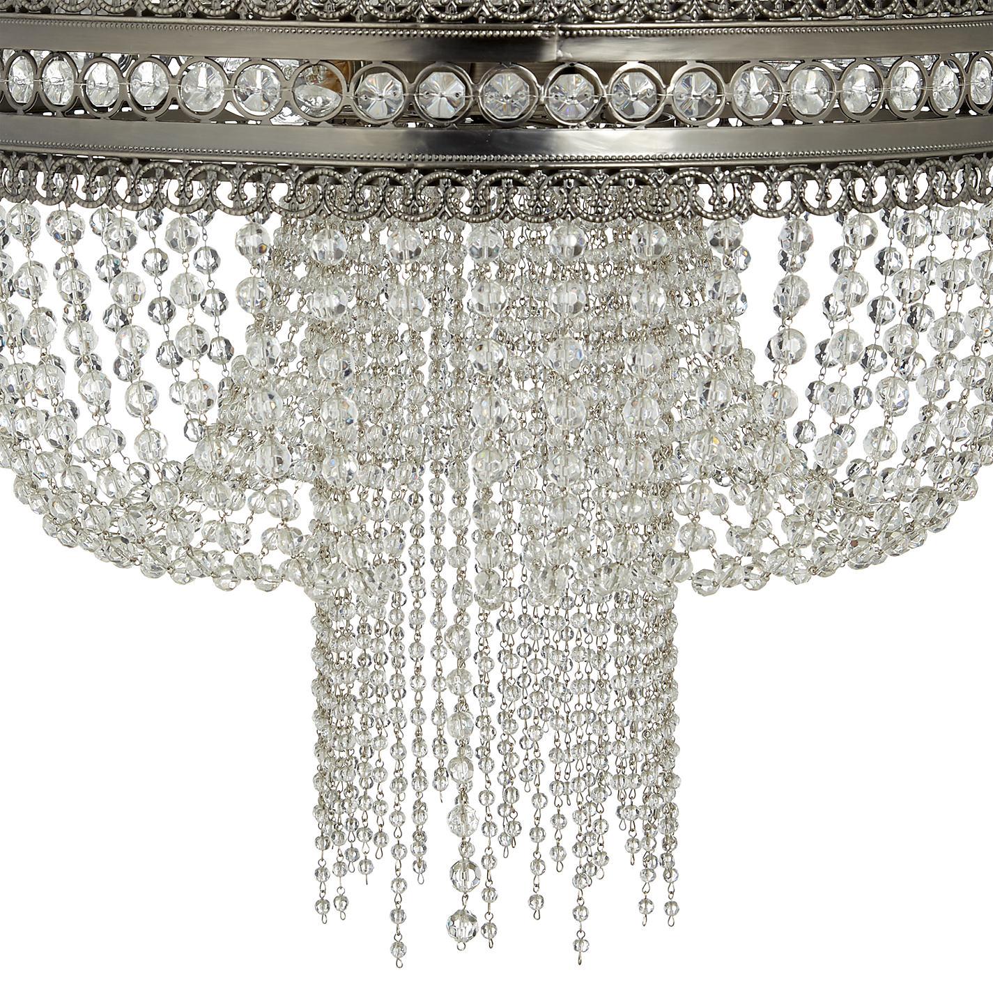 Buy john lewis lucia crystal chandelier crystalclear john lewis buy john lewis lucia crystal chandelier crystalclear online at johnlewis aloadofball Images