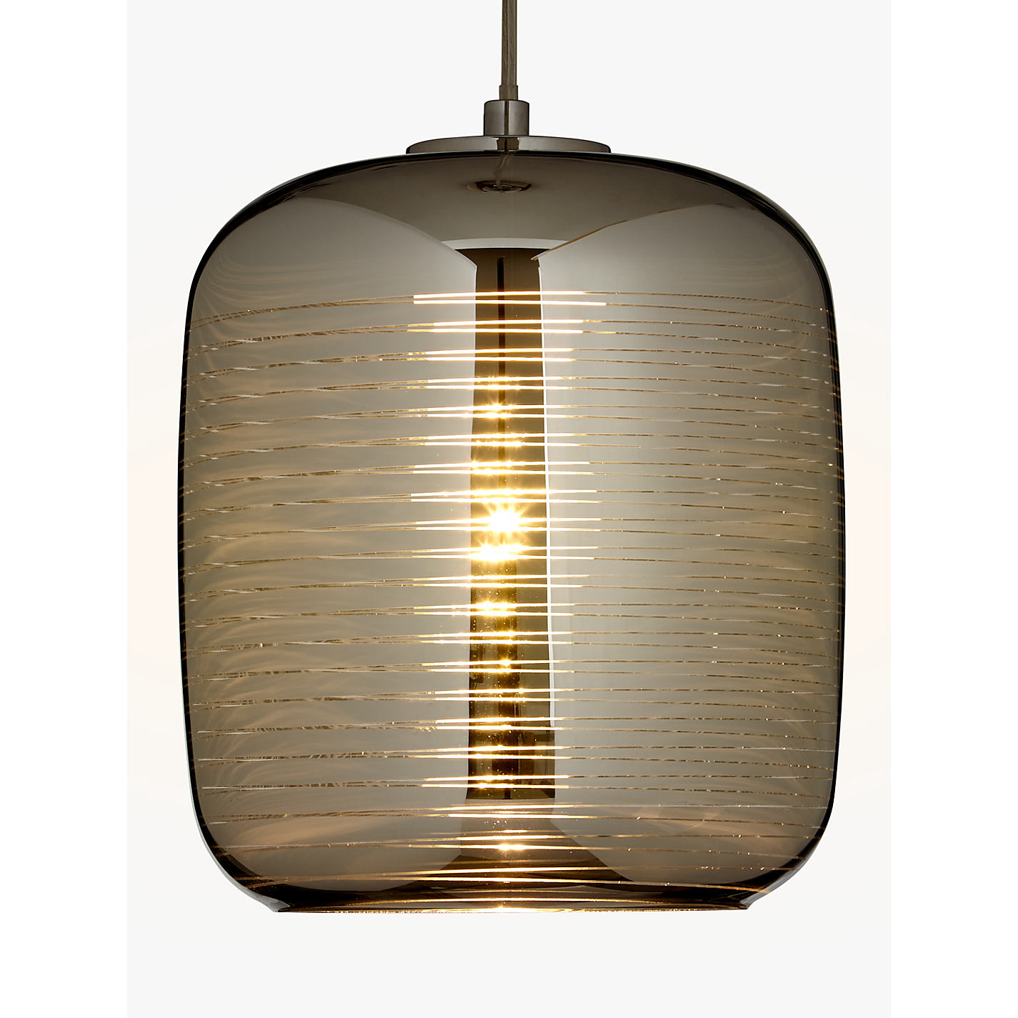 Buy john lewis pluto horizon stripe pendant ceiling light john lewis buy john lewis pluto horizon stripe pendant ceiling light online at johnlewis aloadofball Gallery