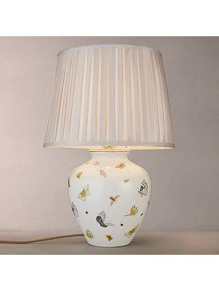 India Jane V A Erflies Lamp Base, John Lewis Table Lamps India Jane