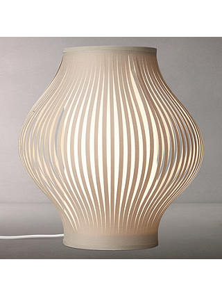 Buy John Lewis & Partners Harmony Mini Table Lamp, Natural Online at johnlewis.com