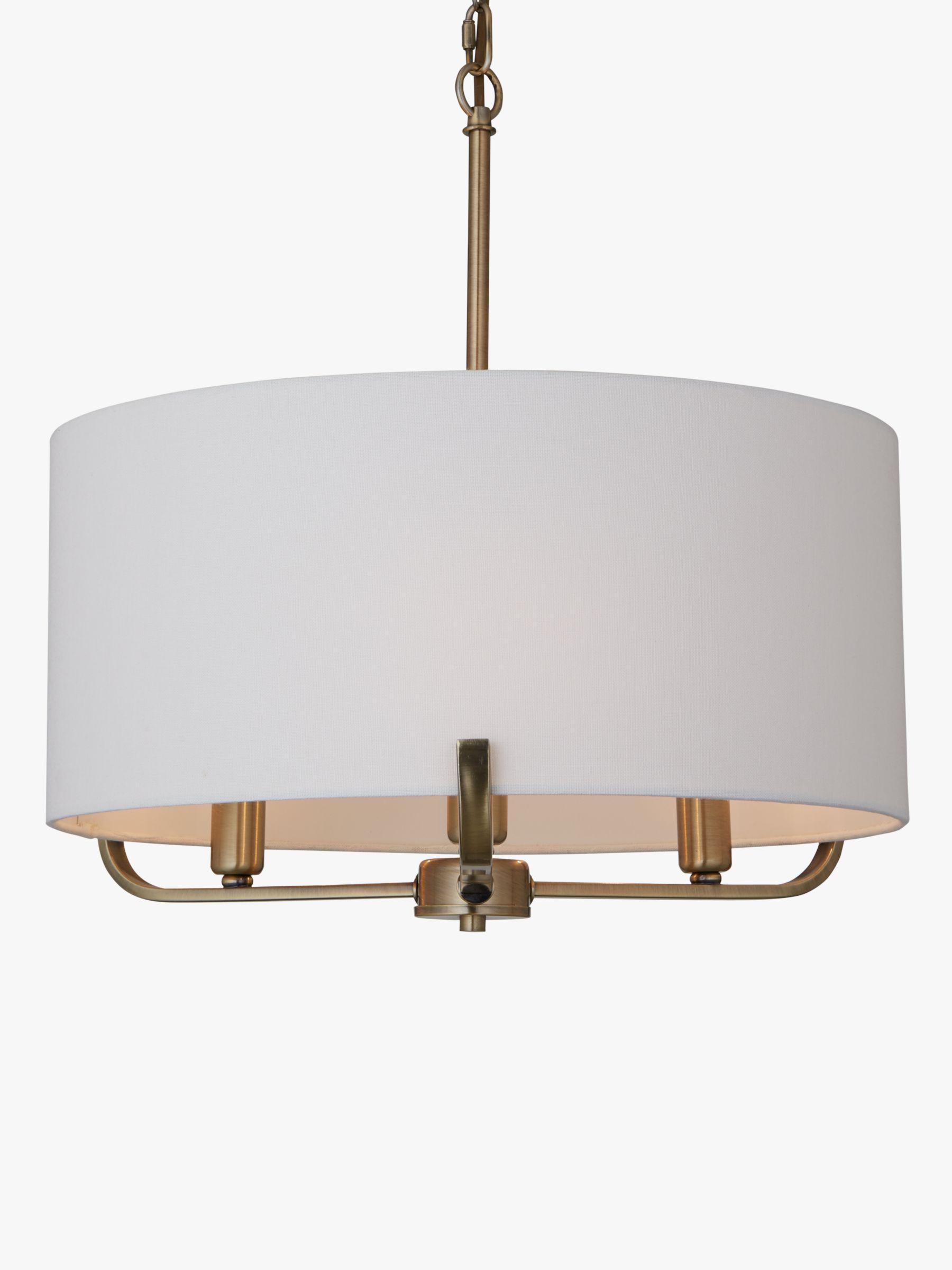 Ceiling Light Fittings At John Lewis : John lewis jamieson pendant ceiling light satin octer