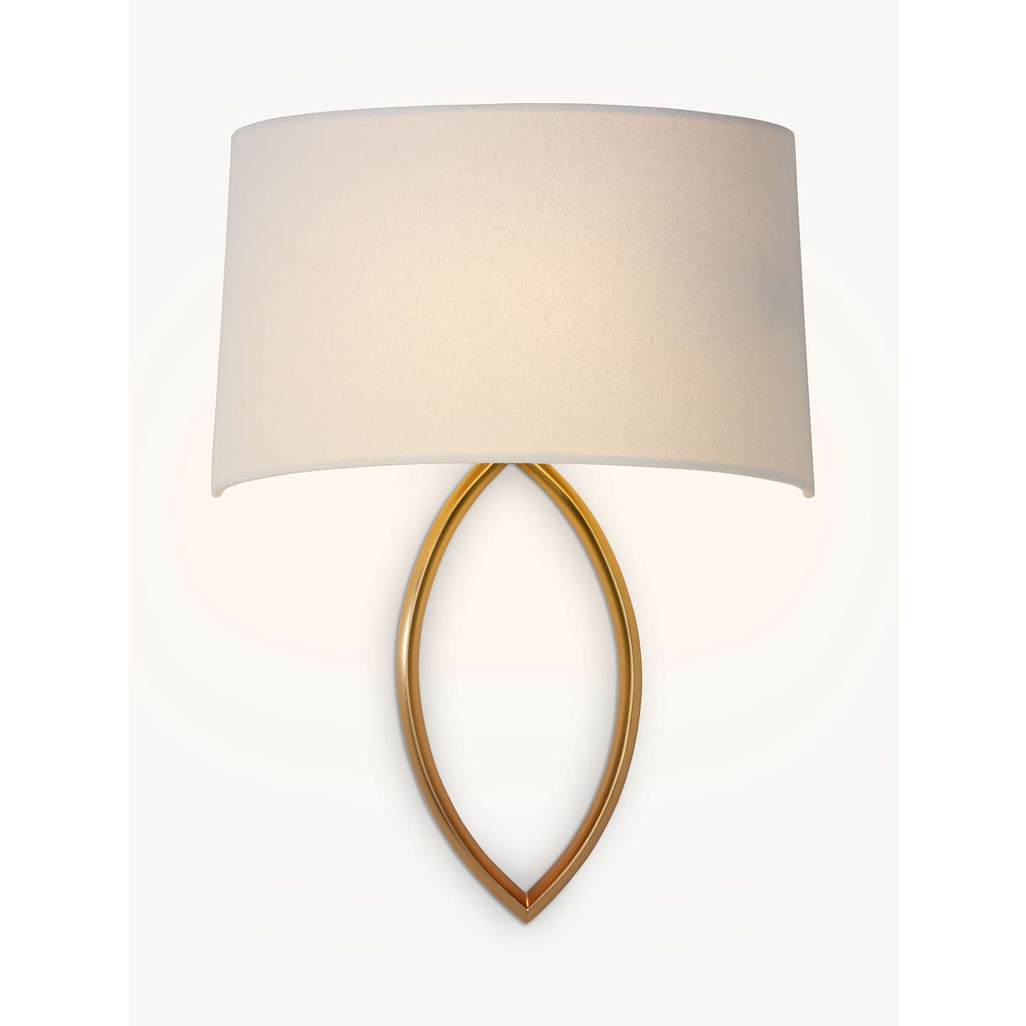 Offer john lewis lopez shaded wall light at john lewis buyjohn lewis lopez shaded wall light online at johnlewis aloadofball Choice Image