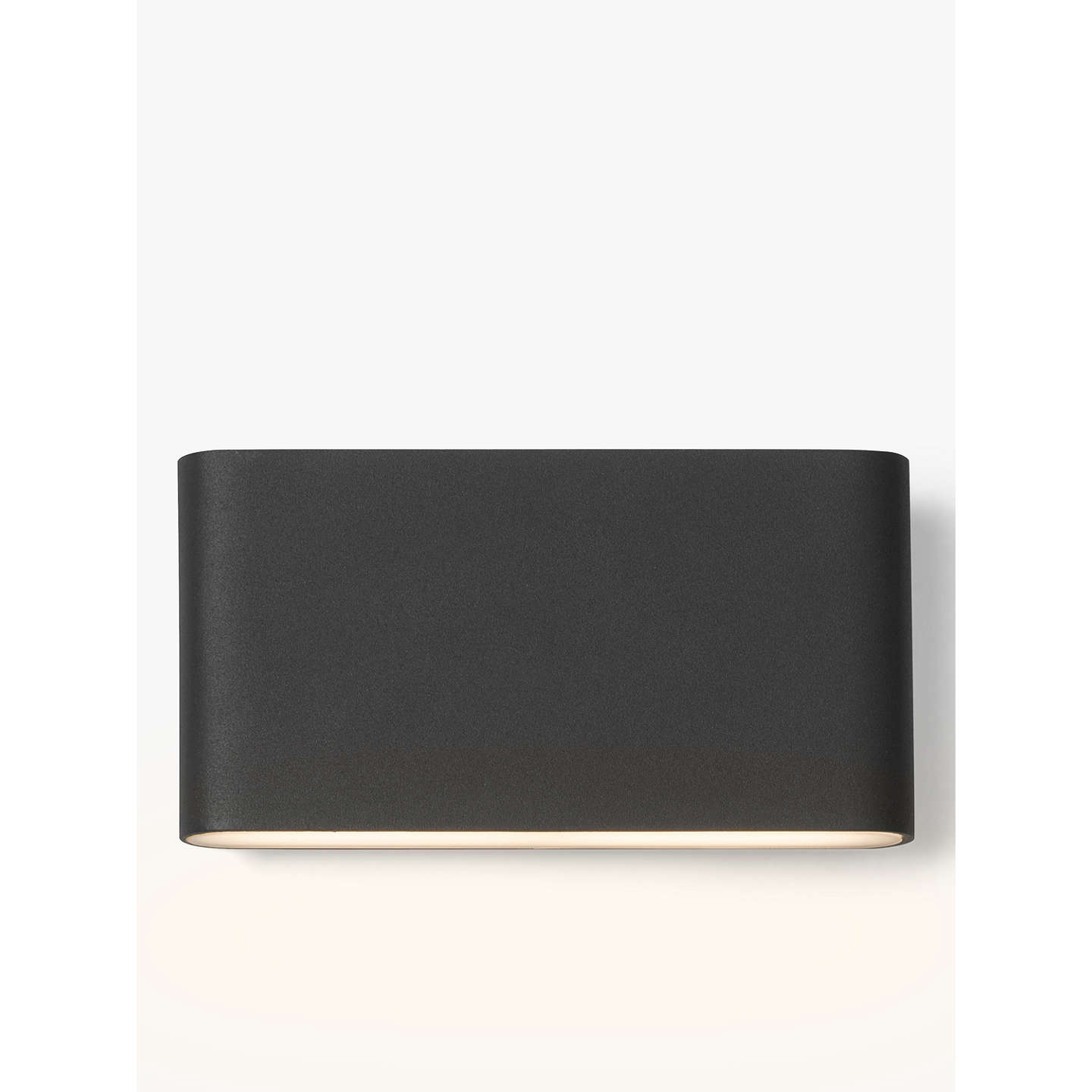 John lewis olbia led outdoor wall light charcoal at john lewis buyjohn lewis olbia led outdoor wall light charcoal online at johnlewis aloadofball Image collections