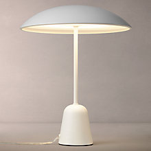 Buy Design Project by John Lewis No.053 LED Table Lamp, White Online at johnlewis.com