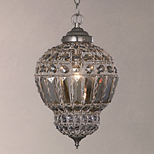 Buy John Lewis Pietro Pendant Ceiling Light Online at johnlewis.com
