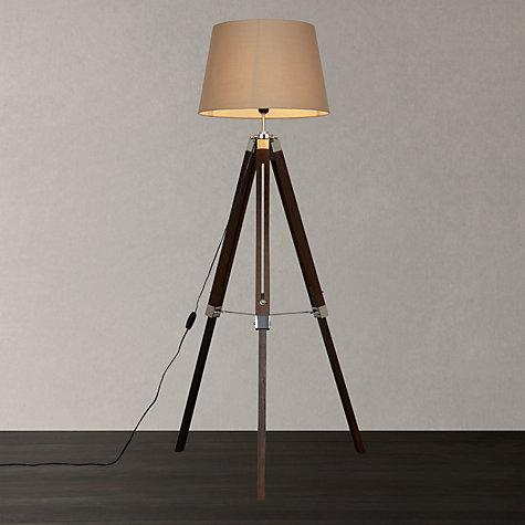 buy john lewis jacques tripod floor lamp online at