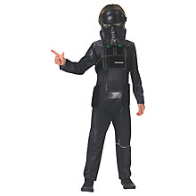 Buy Star Wars Rouge One Death Trooper Deluxe Costume Online at johnlewis.com