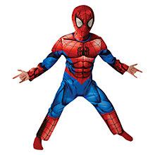 Buy Marvel Spider-Man Deluxe Children's Costume Online at johnlewis.com