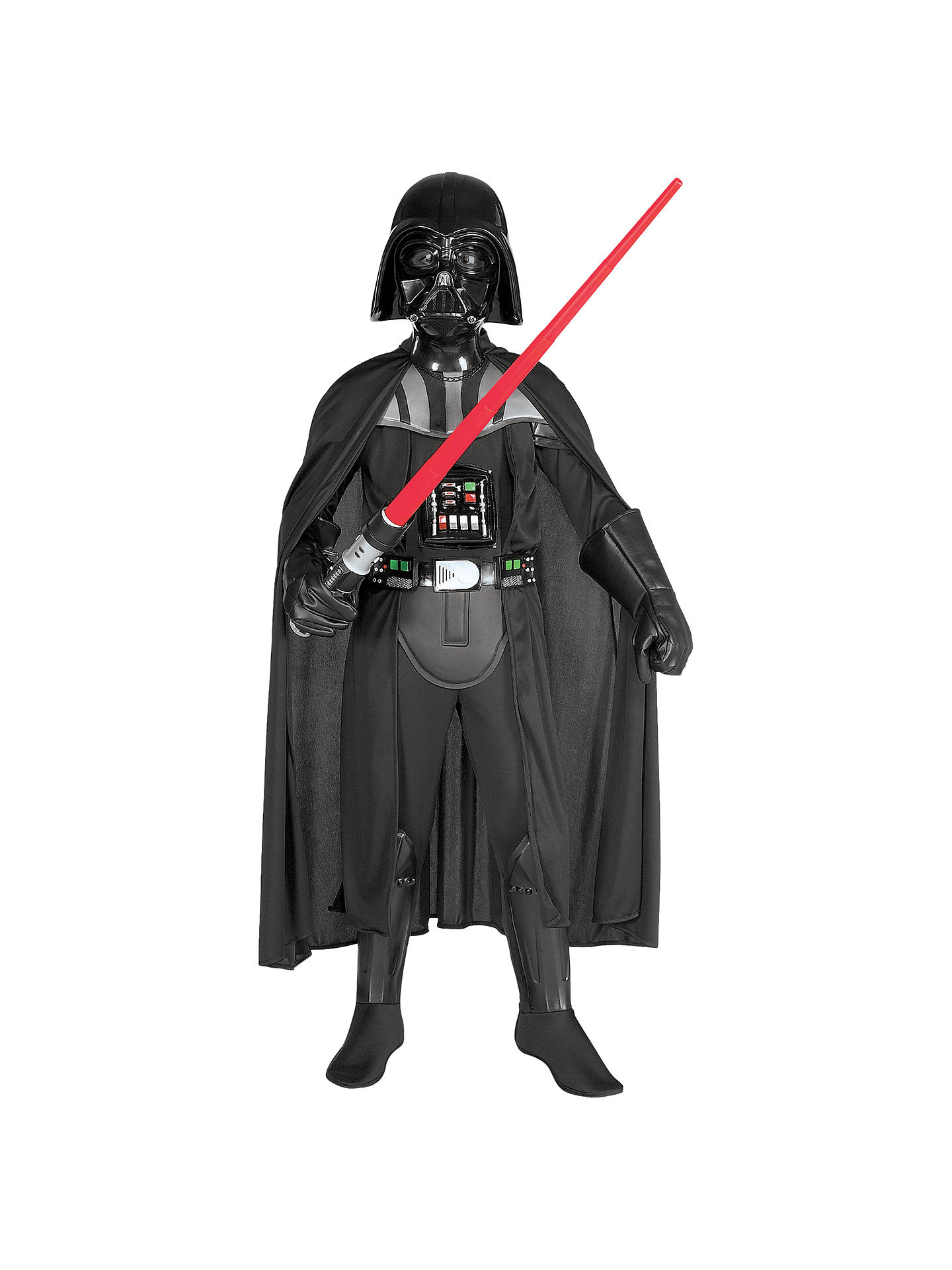 Star Wars Darth Vader Deluxe Children\'s Costume, 5-7 years at John ...