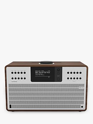 Revo SuperCD DAB+/FM & Internet Radio All-In-One Music System with Wi-Fi, Bluetooth & Spotify Connect
