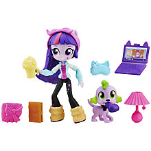 Buy My Little Pony Equestria Girls Mini Accessory, Assorted Online at johnlewis.com