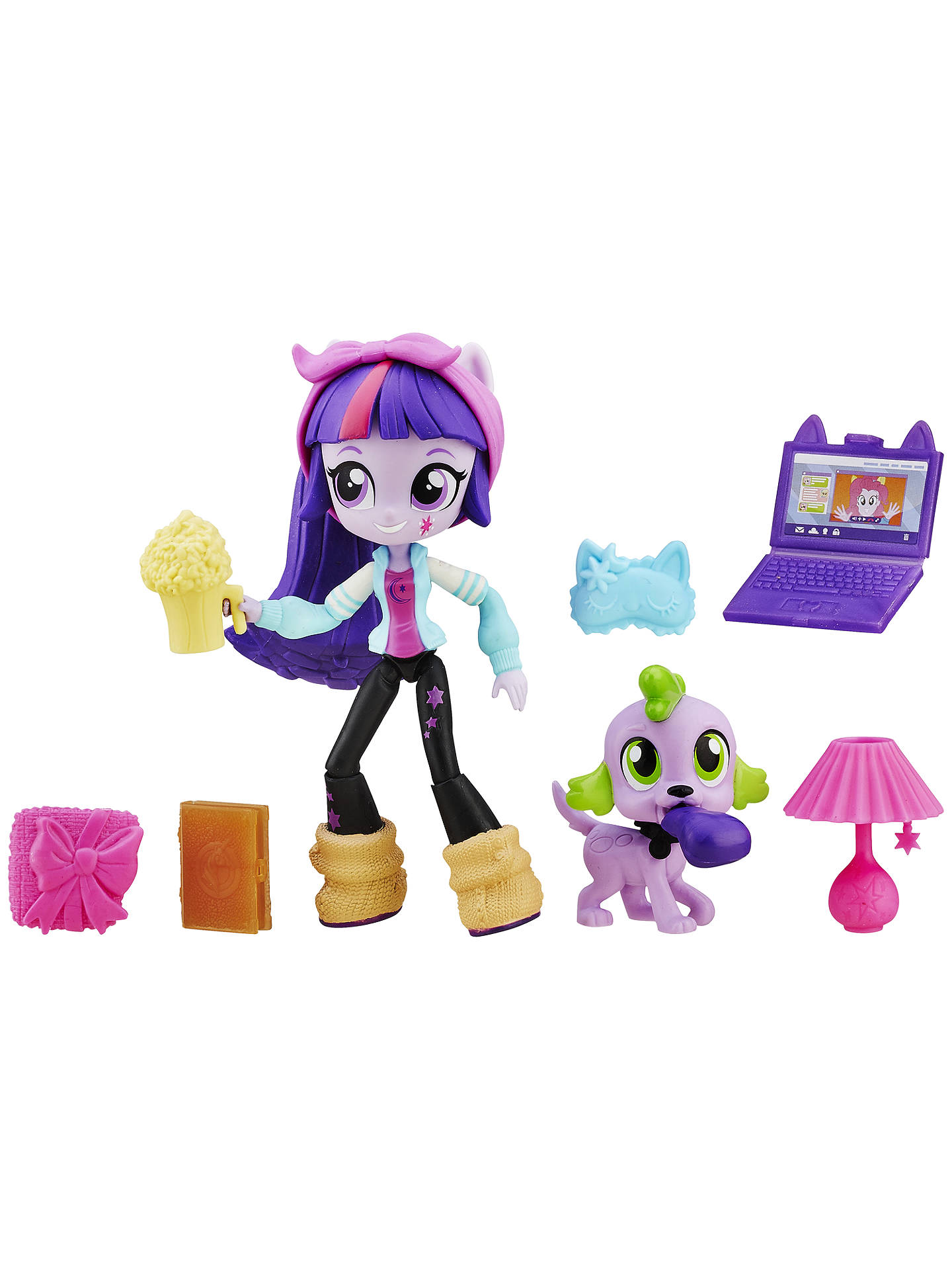 BuyMy Little Pony Equestria Girls Mini Accessory, Assorted Online at  johnlewis.com ...
