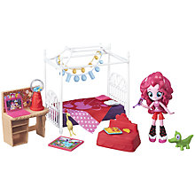 Buy My Little Pony Equestria Girls Mini Pink Pie Slumber Party Beauty Set Online at johnlewis.com