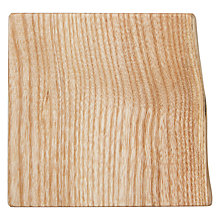 Buy Hampson Woods Ash Wood Coaster Online at johnlewis.com