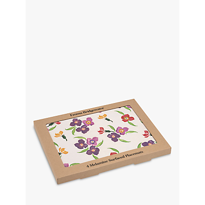 Emma Bridgewater Wallflower Placemats, Set of 4