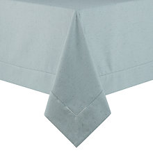 Buy John Lewis Croft Collection Morley Tablecloth Online at johnlewis.com