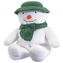 Buy The Snowman Cuddly Soft Toy Online at johnlewis.com