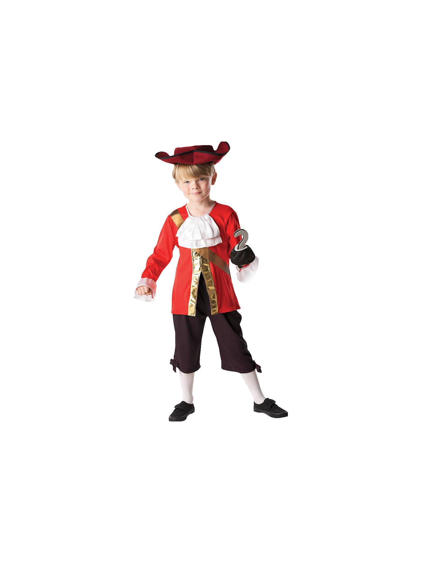 ff1278ea97ef Buy Captain Hook Children s Costume