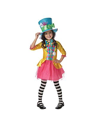 Mad Hatter Children's Costume, 5-6 years