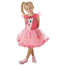 Buy My Little Pony Pinkie Pie Deluxe Dress, 5-6 years Online at johnlewis.com