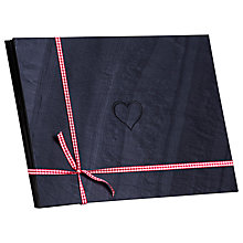Buy Grasi Engraved Heart Welsh Slate Placemats, Set of 4 Online at johnlewis.com