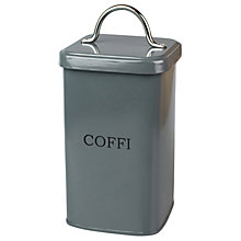 Buy JD Burford Coffi Coffee Canister Online at johnlewis.com