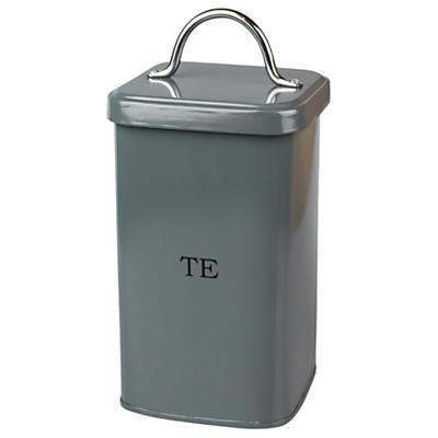 JD Burford Te Tea Canister