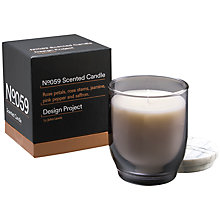 Buy Design Project by John Lewis No.056 Rose Quartz Candle Online at johnlewis.com