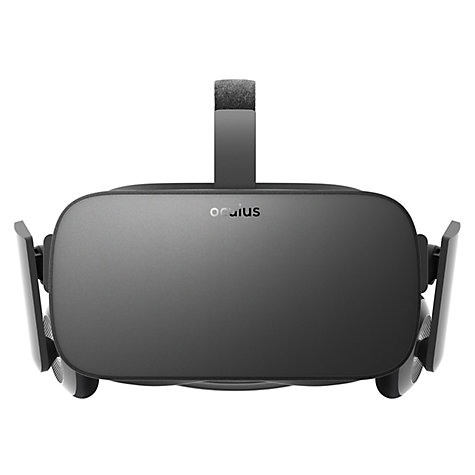 Buy Oculus Rift Virtual Reality Headset Online at johnlewis.com