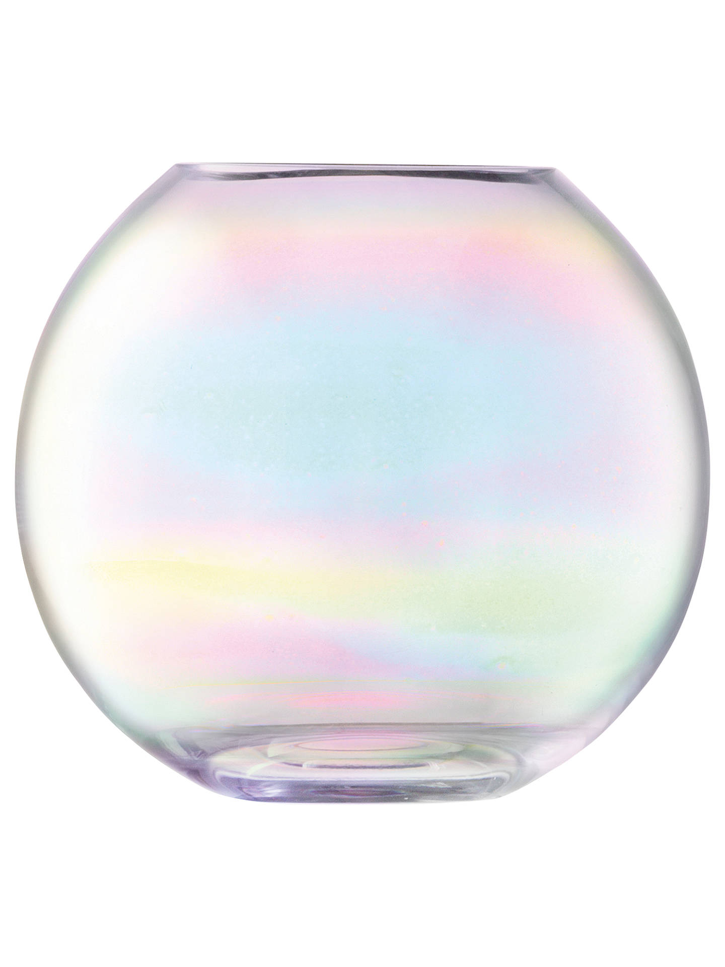 Lsa International Pearl Vase, 11cm by Lsa International