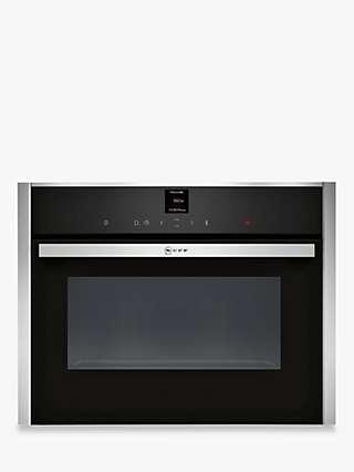 Neff C17UR02N0B Built-In Microwave, Stainless Steel