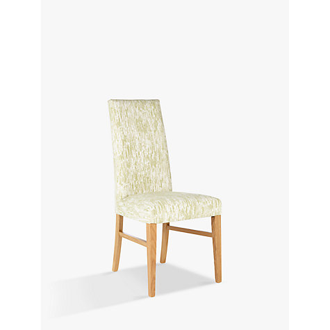 Buy John Lewis Vanessa Dining Chair Grass John Lewis