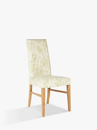 Dining Room Chair Covers John Lewis fabric dining chairs | john lewis & partners