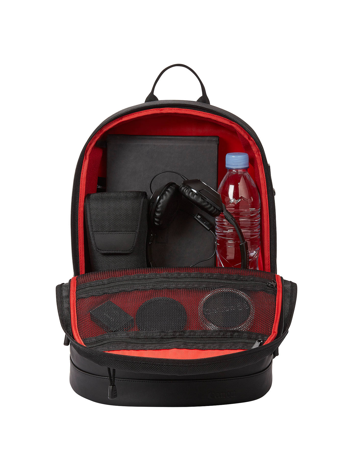 BuyCanon BP100 Camera Case Backpack Online at johnlewis.com