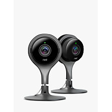 Buy Nest Cam Indoor Security Camera, Pack of 2 Online at johnlewis.com