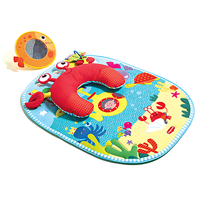 Tiny love Tummy Time Fun Under The Sea Activity Mat