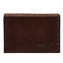 Buy Men's Society Leather Wallet Multi Tool Online at johnlewis.com