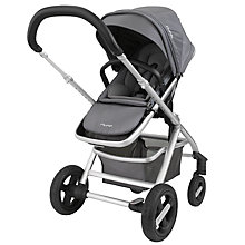 Buy Nuna IVVI Pushchair, Graphite Online at johnlewis.com